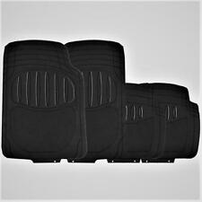 RM400 Heavy Duty BLACK Rubber/Carpet Floor Mats MC18/02