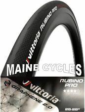Vittoria Rubino Pro G 2.0 Graphene tubular 700 x 28 all black