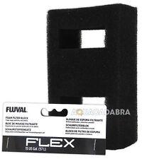 FLUVAL FLEX 57L STAGE 1 FOAM FILTER BLOCK A1375 MECHANICAL MEDIA AQUARIUM TANK