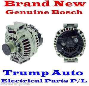 Genuine Bosch Alternator to Mercedes Benz Sprinter Vito 115CDi 2.2L Diesel 06-08