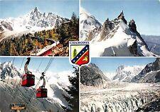 BR76988 cable train chemin de fer du montenvers  chamonix mont blanc france
