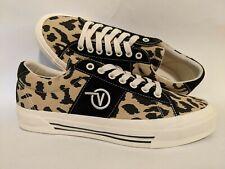Vans New OG Sid LX OG Leopard/Marshmallow Men Size USA 9 UK 8.5 EUR 42