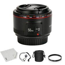 YONGNUO YN 50mm F 1.8 II Wide Aperture Lens Auto Focus For Canon DSLR 6D 7D 750D