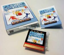 ATARI LYNX Game: # Alpine Games # signed by the Programmer équipe * Neuf/New!
