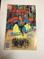 Action Comics (1986) # 583 (VF/NM) Canadian Price Variant CPV ! Alan Moore