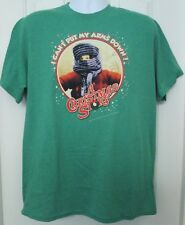 NWT Men's Large - A Christmas Story - RANDY T-shirt I Can't Put My Arms Down !