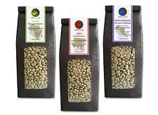 Rohkaffee - Grüner Kaffee Äthiopien, Java, Honduras (grüne Kaffeebohnen 3x500g)