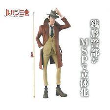 Lupin The 3rd Master Stars Piece Inspector Zenigata Figure Japan F/S J8195