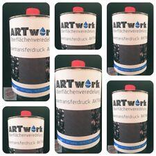 Wassertransferdruck Hydrographic Activator Aktivator AKTION 6 Liter Folie WTD