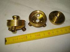 boite boitier nourrice laiton 3 raccords (réf D) luminaire lustre lampadaire