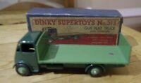 Dinky Supertoys Guy Flat Truck Vintage no 513