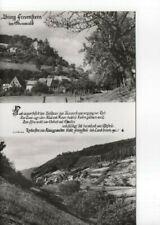 AK Burg Freienstein Odenwald Mehrbildkarte ( 70-A-9375-21 )