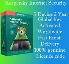 KASPERSKY INTERNET SECURITY* 2021 GLOBAL KEY/ 5 Device/ 2 Year/ MULTI-DEVICE KEY