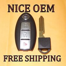 OEM 08-12 NISSAN ROGUE VERSA PATHFINDER SMART KEY KEYLESS REMOTE FOB CWTWBU729