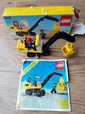 LEGO 6678 Pneumatic Crane 1980 - with instructions and box