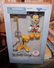 Disney's Kingdom Hearts Mickey with Pluto figure set MINT IN BOX