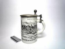 Keramik-Sammelkrüge der 50er- & 60er-Jahre