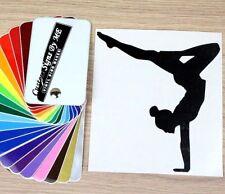 Ginnastica danza balletto Sticker Vinyl Decal Adesivo Murale Finestra LIBRO Laptop #5