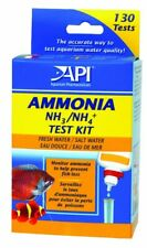 API Ammonia Test Kit 130 count | For Freshwater and Saltwater Fish Aquariums