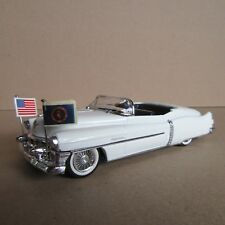766A Vitesse 286 Cadillac El Dorado Eisenhower Chef d'Etat USA 1/43