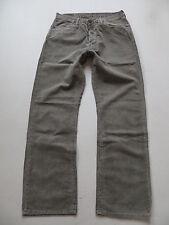 Levi's® 508 Cord Jeans Hose W 33 /L 34, wie NEU ! Breit-Cordhose, Weit & Bequem!