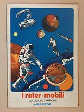 I Roter - Mobili da costruire e appendere i libri Aprile dell'infanzia 1972