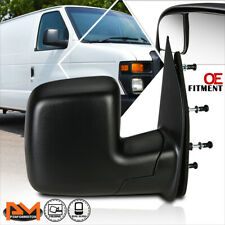 For 10-14 Ford E-Series/Econoline OE Style Manual Adjust Side View Mirror Right
