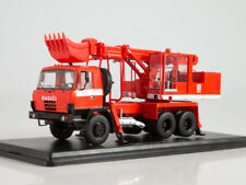 Tatra-815 Excavator-planner UDS-110 Hasici SSM1421