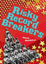 Pocket Facts: Brown: Level 4: Risky Record Breakers by Middleton, Haydn