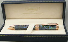 Conklin Endura Abalone & Rose Gold Limited Edition Ballpoint Pen - New