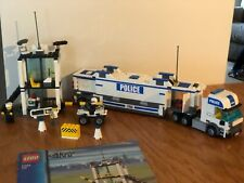 Lego City Police Command Center (7743) Retired w/ instructions
