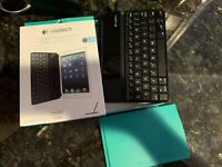 Logitech Ultrathin Keyboard Mini for Ipad Mini Y-R0038 - BLACK