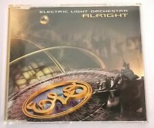 ELECTRIC LIGHT ORCHESTRA - ALRIGHT+MOMENT IN PARADISE CD SINGLES