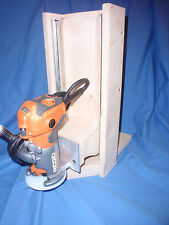 Tom Ribbecke  designed guitar binding machine Router   included