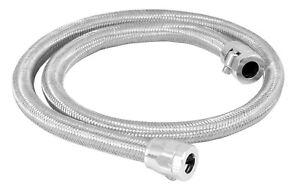 Spectre Performance 29498 Stainless Steel Flex Fuel Line Kit