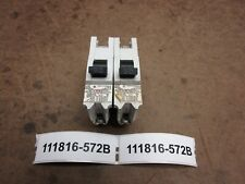 Lot of 2 Federal Pioneer NB130 LR12188 30 amp Breaker Bolt on Stab Loc New