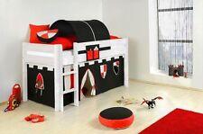 Weiße Kinder-Hochbetten für Jungen & Mädchen