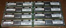 Server Speicher FB-DIMM HYS72T256420HFD-3S-B 16GB RAM Appel PC2-5300F 240 ECC