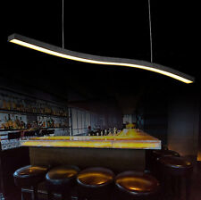 Modern Design LED Pendant Light Ceiling Fixture Lamp Chandelier 36W Dimmable US