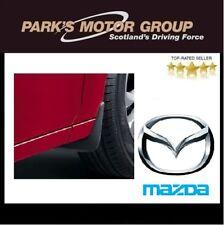 Mazda 3 (05/13>) Rear Mud Flaps  Pair BHR1V3460