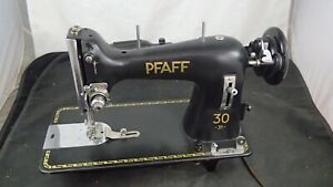 Antique Pfaff 30 Sewing Machine 1950