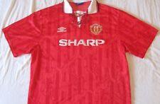 Shirt Camiseta Maglia Trikot Maillot MANCHESTER UNITED 1992 Umbro Original
