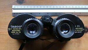 Tasco 118 7x35 Binocular - Wide angle vintage Japanese classic - No Reserve