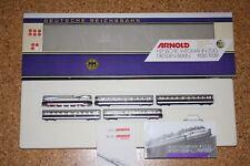 Arnold Henschel-Wegmann-Zug 0166 in OVP mit Papieren