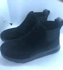 the latest 9b5c3 0b5d4 NIKE Air Max Thea Women s size 5.5 mid black  black suede NEW 859550 002