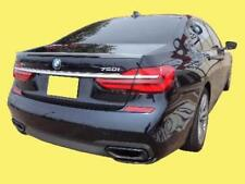 Fits: BMW 7 Series 2016-2017 Flush Mount Rear Spoiler Paint to Match