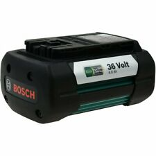 Akku für Rasenmäher Bosch Rotak 43LI Original 36V 4000mAh/144Wh Li-Ion Schwarz