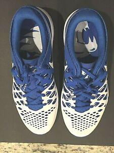 Brandnew NikeUK Wildcat Big Blue Tennis Shoe Size 10.5 NeverWorn Rare & Original