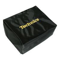 Technics - Classic Deck Covers Black / Gold