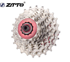 ZTTO 8/24 Speed Road Bike Cassette 11-25T Road Bicycle Freewheels Fit SHIMANO